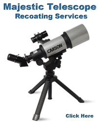telescope recoating service